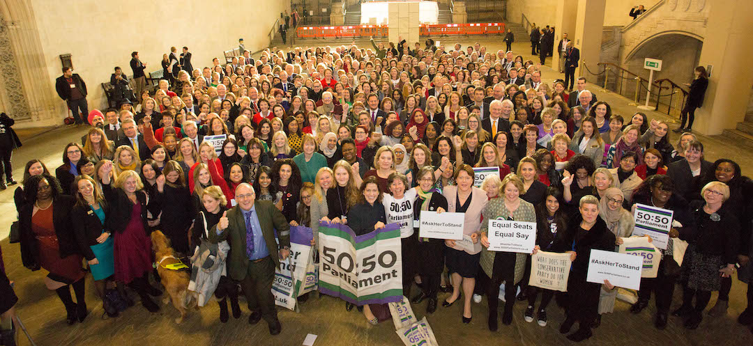 Women in Westminster Nov 21st