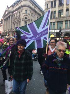 Helen Pankhurst & 50:50